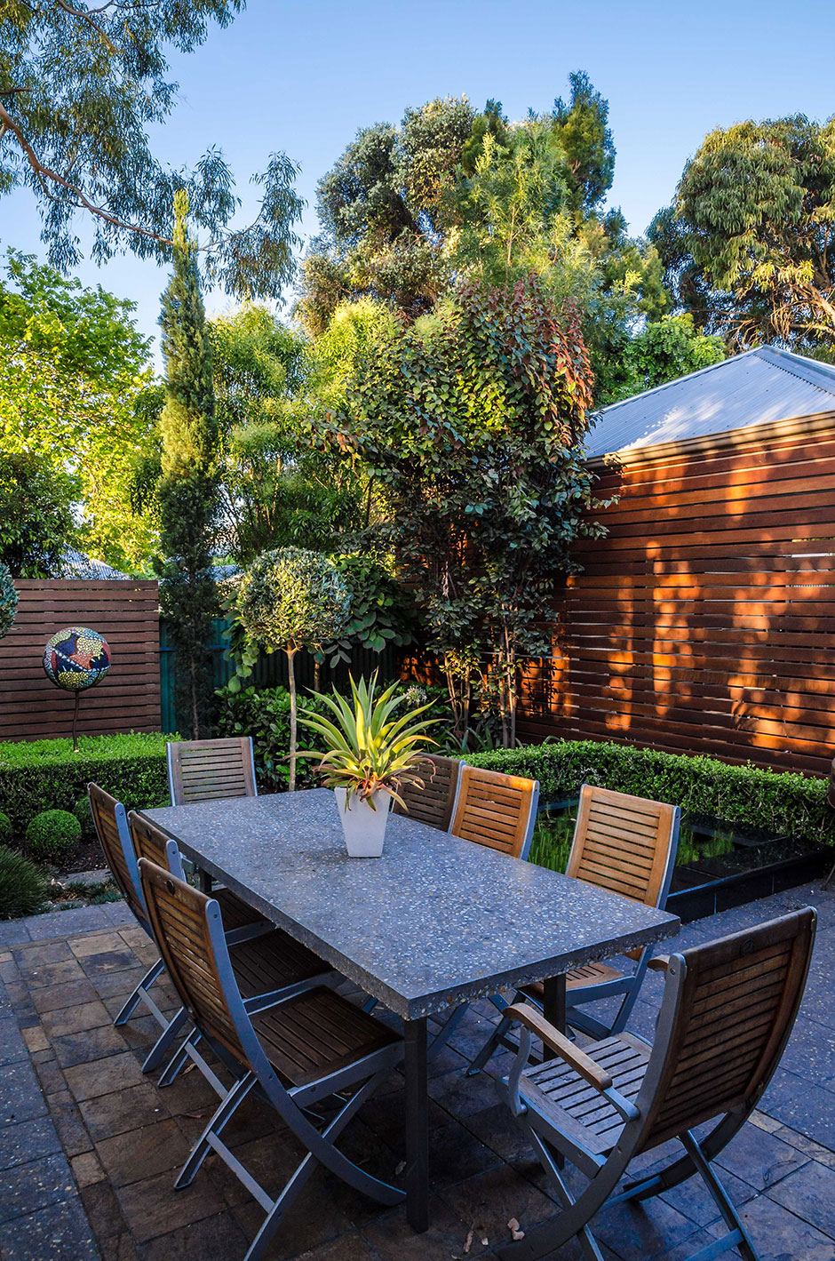 Outdoor Living Gallery Exterior Concepts Pty Ltd Landscaped Gardens